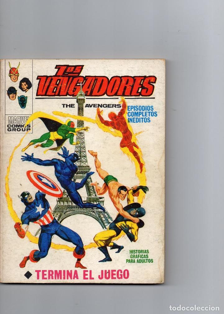 Cómics: VERTICE - LOS VENGADORES - COLECCION COMPLETA 52 COMICS - VOL.1 - ENVIO GRATIS - Foto 45 - 84228860