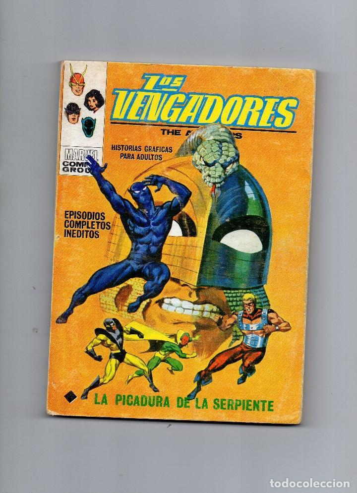 Cómics: VERTICE - LOS VENGADORES - COLECCION COMPLETA 52 COMICS - VOL.1 - ENVIO GRATIS - Foto 47 - 84228860