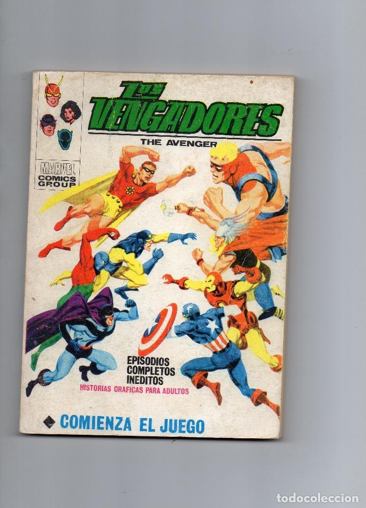Cómics: VERTICE - LOS VENGADORES - COLECCION COMPLETA 52 COMICS - VOL.1 - ENVIO GRATIS - Foto 49 - 84228860