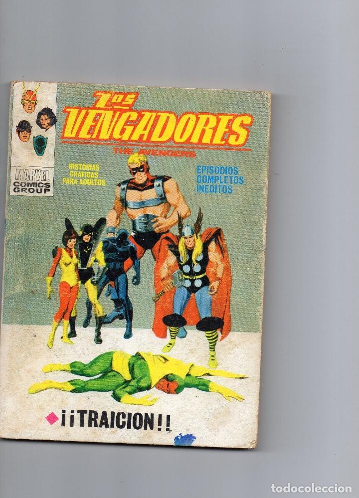 Cómics: VERTICE - LOS VENGADORES - COLECCION COMPLETA 52 COMICS - VOL.1 - ENVIO GRATIS - Foto 51 - 84228860