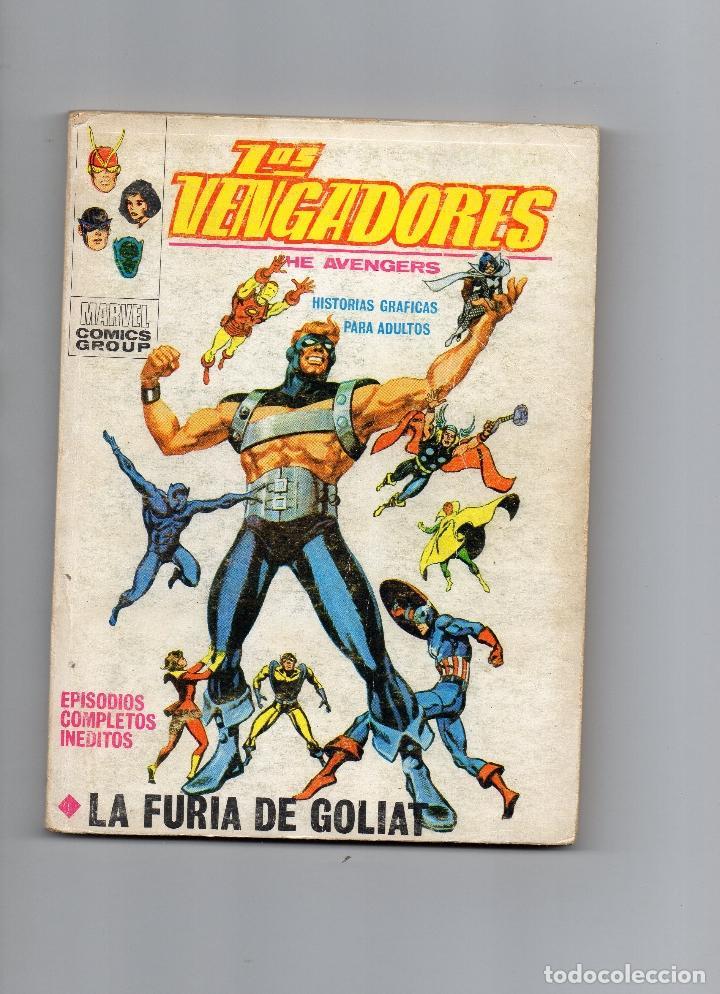 Cómics: VERTICE - LOS VENGADORES - COLECCION COMPLETA 52 COMICS - VOL.1 - ENVIO GRATIS - Foto 53 - 84228860