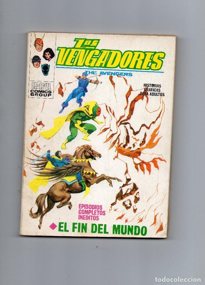 Cómics: VERTICE - LOS VENGADORES - COLECCION COMPLETA 52 COMICS - VOL.1 - ENVIO GRATIS - Foto 55 - 84228860