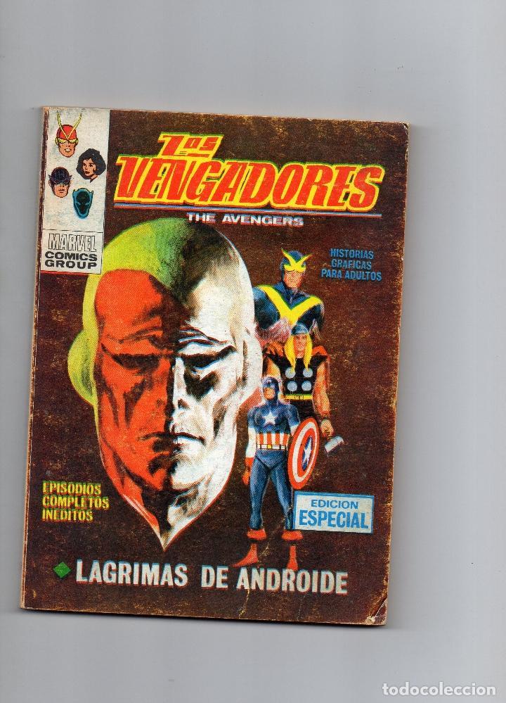 Cómics: VERTICE - LOS VENGADORES - COLECCION COMPLETA 52 COMICS - VOL.1 - ENVIO GRATIS - Foto 59 - 84228860