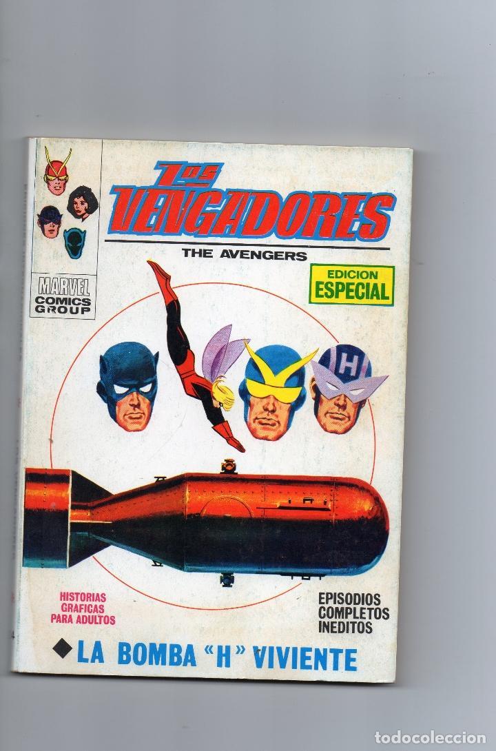 Cómics: VERTICE - LOS VENGADORES - COLECCION COMPLETA 52 COMICS - VOL.1 - ENVIO GRATIS - Foto 63 - 84228860