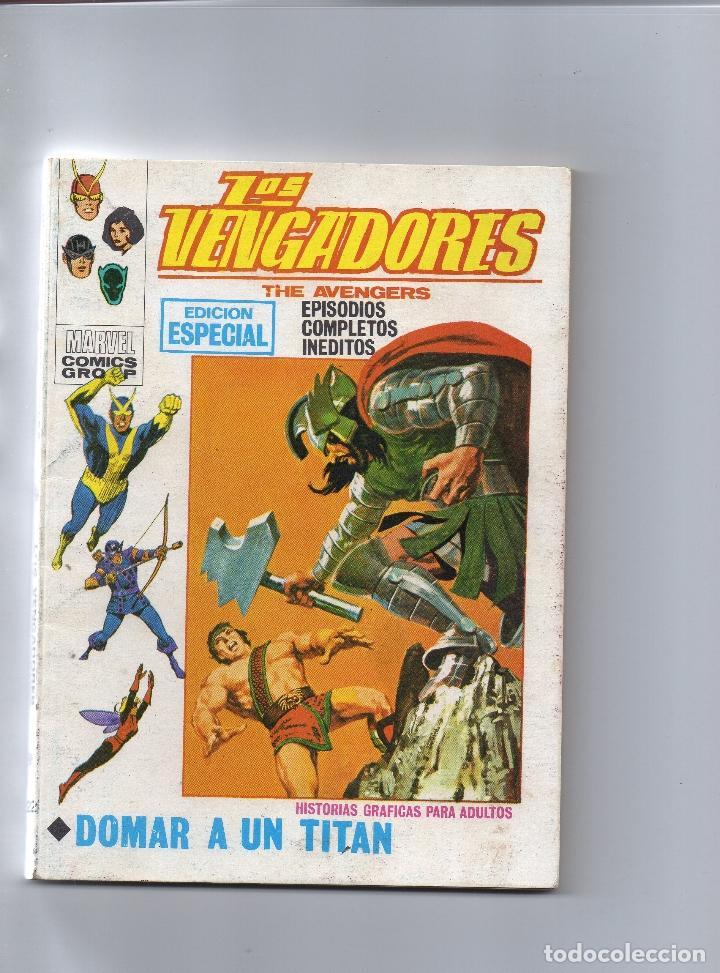 Cómics: VERTICE - LOS VENGADORES - COLECCION COMPLETA 52 COMICS - VOL.1 - ENVIO GRATIS - Foto 67 - 84228860