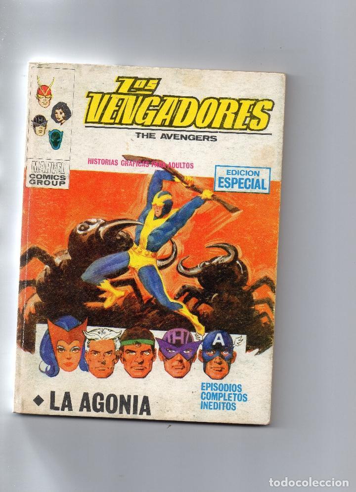 Cómics: VERTICE - LOS VENGADORES - COLECCION COMPLETA 52 COMICS - VOL.1 - ENVIO GRATIS - Foto 71 - 84228860