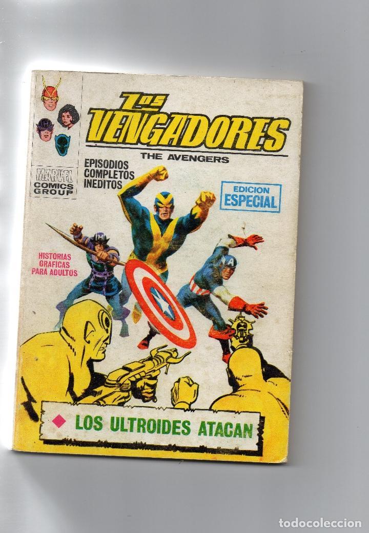 Cómics: VERTICE - LOS VENGADORES - COLECCION COMPLETA 52 COMICS - VOL.1 - ENVIO GRATIS - Foto 75 - 84228860