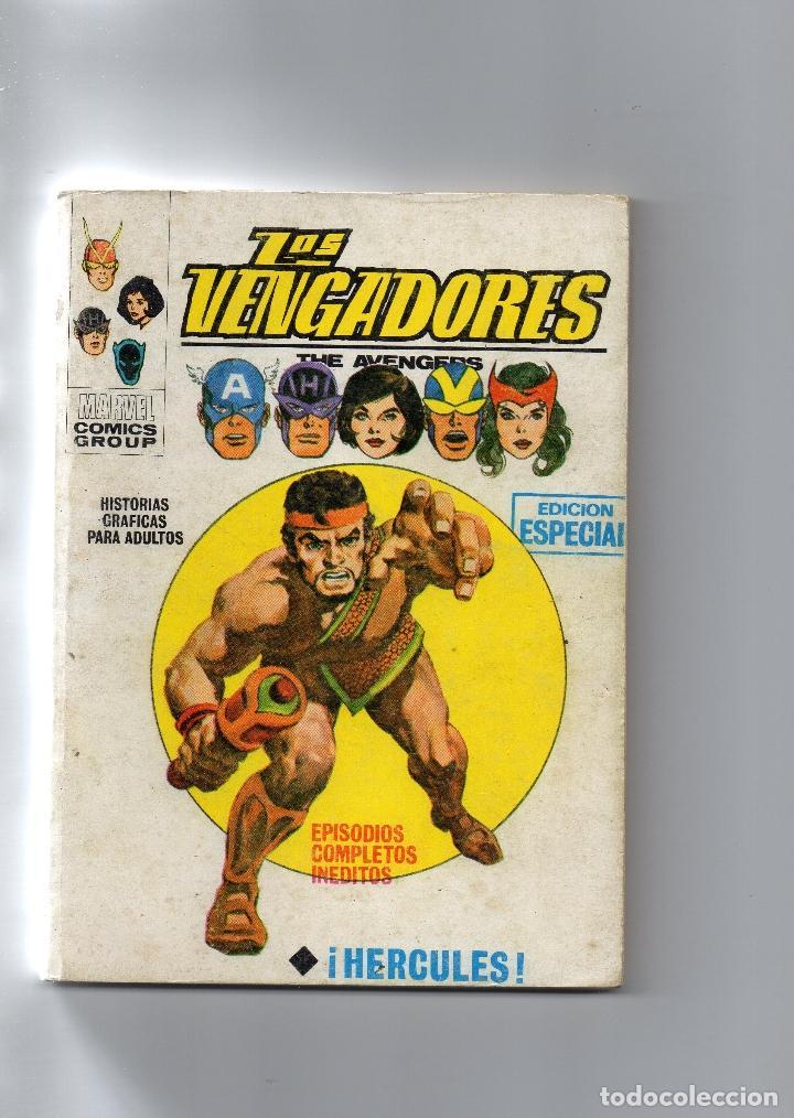 Cómics: VERTICE - LOS VENGADORES - COLECCION COMPLETA 52 COMICS - VOL.1 - ENVIO GRATIS - Foto 79 - 84228860