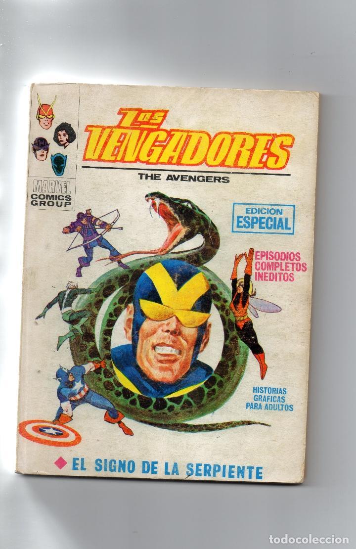 Cómics: VERTICE - LOS VENGADORES - COLECCION COMPLETA 52 COMICS - VOL.1 - ENVIO GRATIS - Foto 83 - 84228860