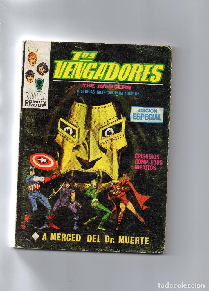 Cómics: VERTICE - LOS VENGADORES - COLECCION COMPLETA 52 COMICS - VOL.1 - ENVIO GRATIS - Foto 89 - 84228860