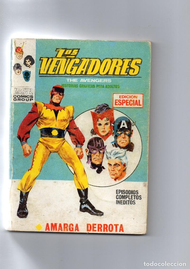 Cómics: VERTICE - LOS VENGADORES - COLECCION COMPLETA 52 COMICS - VOL.1 - ENVIO GRATIS - Foto 91 - 84228860