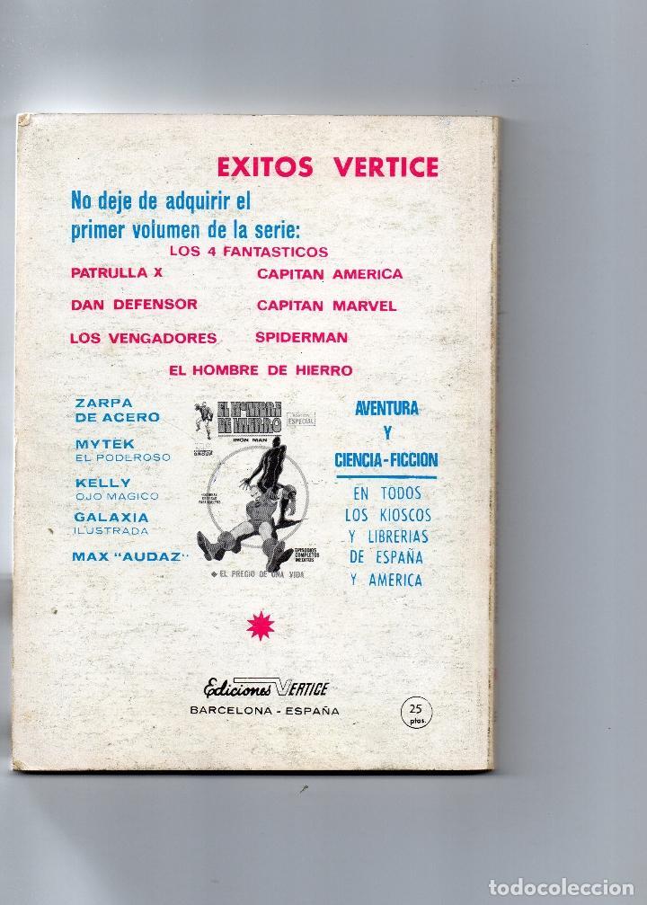Cómics: VERTICE - LOS VENGADORES - COLECCION COMPLETA 52 COMICS - VOL.1 - ENVIO GRATIS - Foto 92 - 84228860