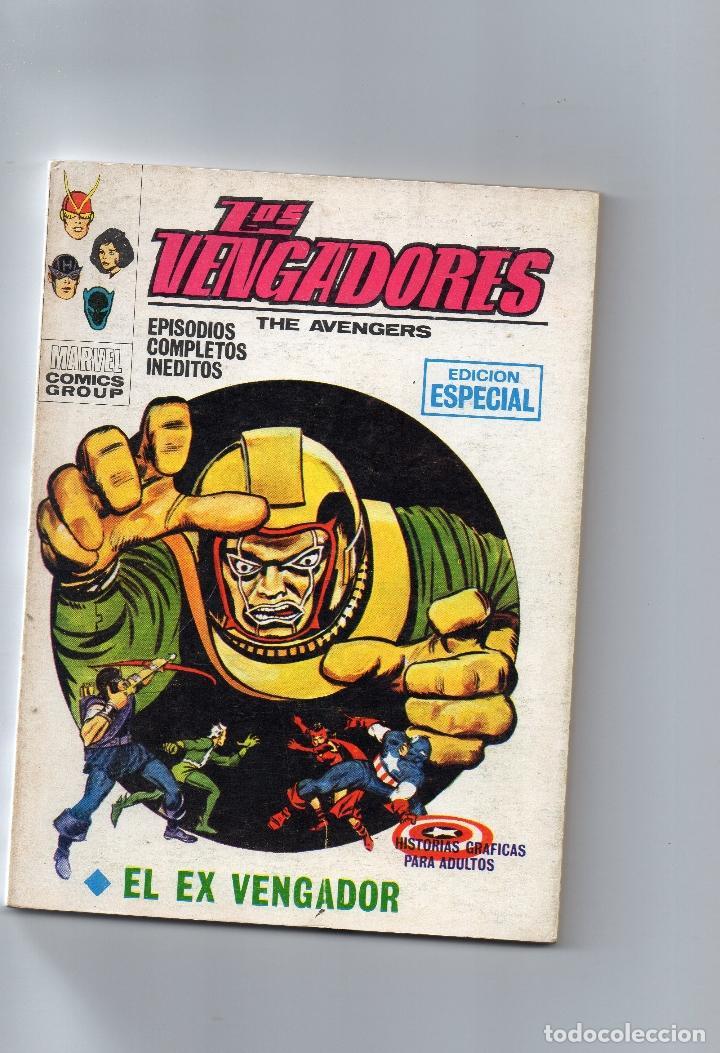 Cómics: VERTICE - LOS VENGADORES - COLECCION COMPLETA 52 COMICS - VOL.1 - ENVIO GRATIS - Foto 93 - 84228860