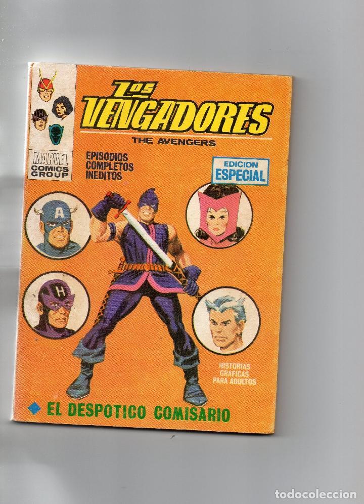 Cómics: VERTICE - LOS VENGADORES - COLECCION COMPLETA 52 COMICS - VOL.1 - ENVIO GRATIS - Foto 95 - 84228860