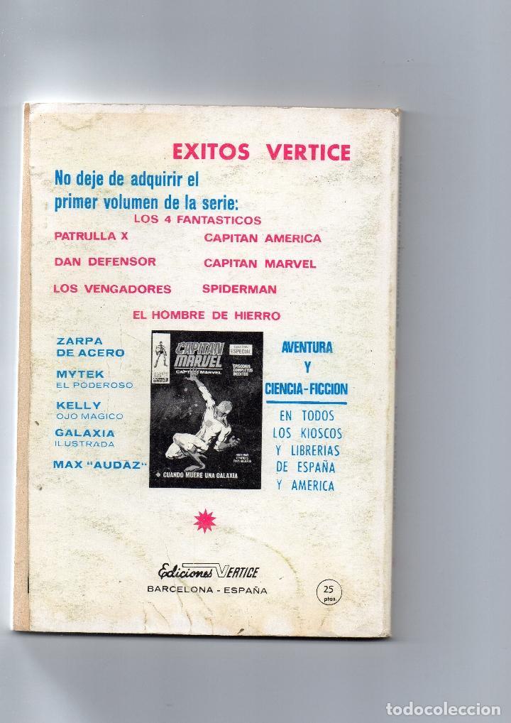 Cómics: VERTICE - LOS VENGADORES - COLECCION COMPLETA 52 COMICS - VOL.1 - ENVIO GRATIS - Foto 96 - 84228860