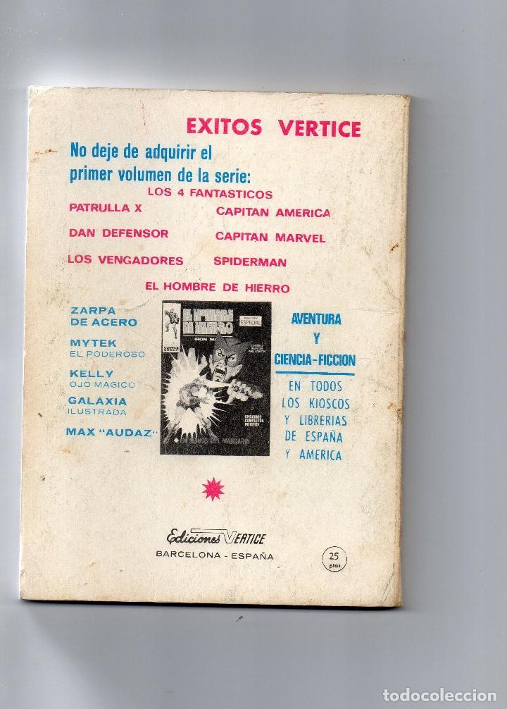 Cómics: VERTICE - LOS VENGADORES - COLECCION COMPLETA 52 COMICS - VOL.1 - ENVIO GRATIS - Foto 98 - 84228860