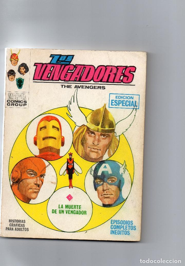 Cómics: VERTICE - LOS VENGADORES - COLECCION COMPLETA 52 COMICS - VOL.1 - ENVIO GRATIS - Foto 99 - 84228860