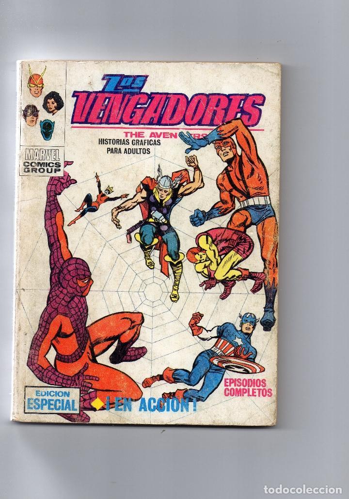 Cómics: VERTICE - LOS VENGADORES - COLECCION COMPLETA 52 COMICS - VOL.1 - ENVIO GRATIS - Foto 101 - 84228860