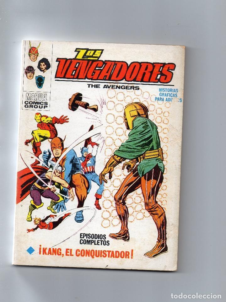 Cómics: VERTICE - LOS VENGADORES - COLECCION COMPLETA 52 COMICS - VOL.1 - ENVIO GRATIS - Foto 103 - 84228860