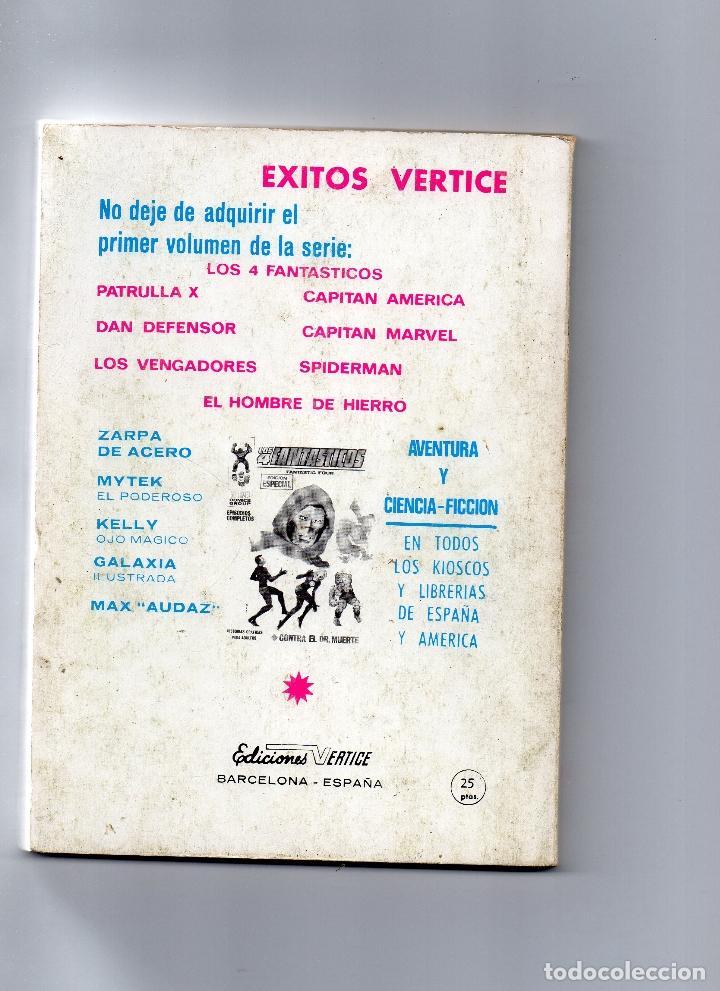 Cómics: VERTICE - LOS VENGADORES - COLECCION COMPLETA 52 COMICS - VOL.1 - ENVIO GRATIS - Foto 104 - 84228860