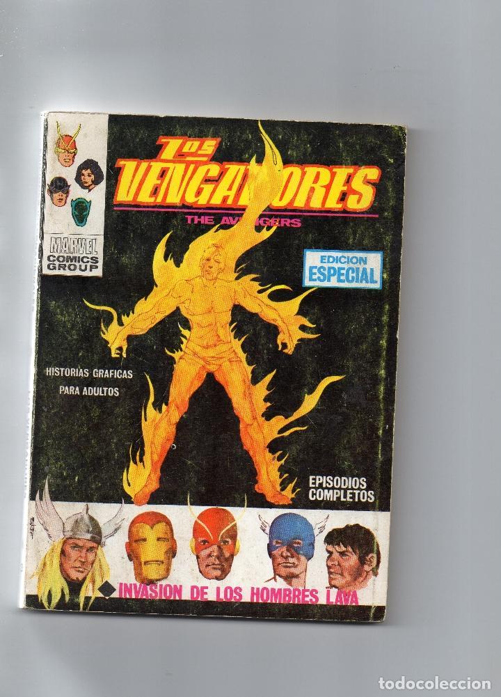 Cómics: VERTICE - LOS VENGADORES - COLECCION COMPLETA 52 COMICS - VOL.1 - ENVIO GRATIS - Foto 105 - 84228860