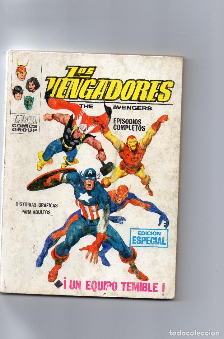 Cómics: VERTICE - LOS VENGADORES - COLECCION COMPLETA 52 COMICS - VOL.1 - ENVIO GRATIS - Foto 107 - 84228860