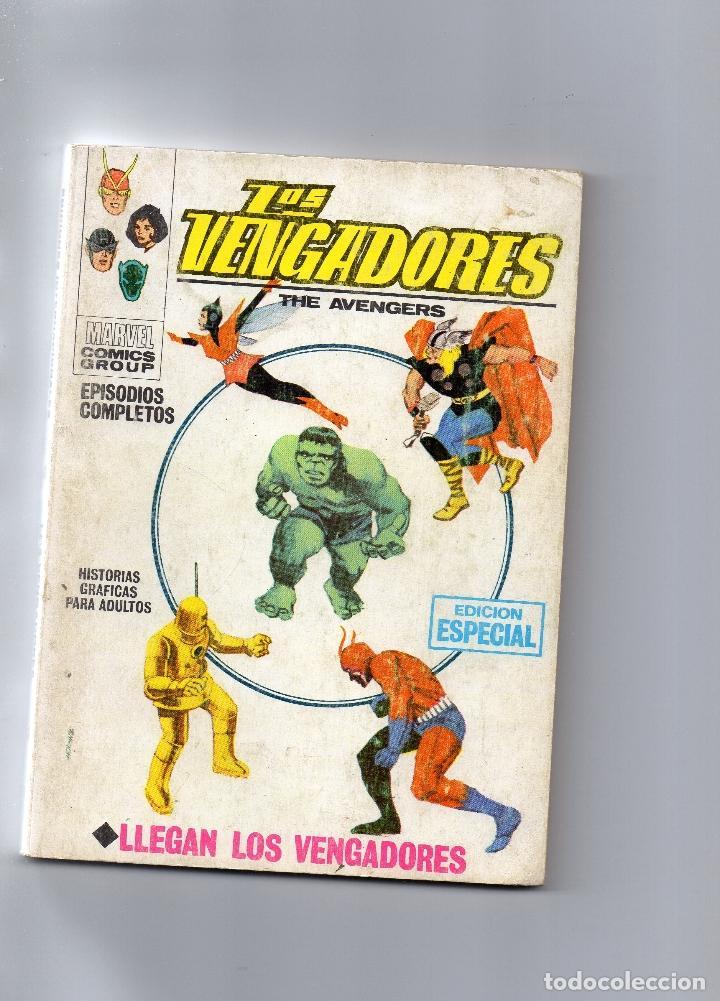 Cómics: VERTICE - LOS VENGADORES - COLECCION COMPLETA 52 COMICS - VOL.1 - ENVIO GRATIS - Foto 109 - 84228860
