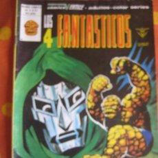 Cómics: LOS 4 FANTASTICOS - VERTICE 1980 - MUNDI COMICS VOL 3 Nº 33 - DIA DE PERDICION. Lote 84417760
