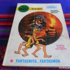 Cómics: VÉRTICE VOL. 1 SELECCIONES VÉRTICE Nº 62 LOS HERMANOS WILD. 1970. 25 PTS. FANTASMITA, FANTASMÓN.. Lote 84602328