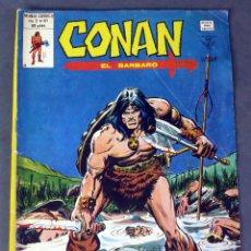 Cómics: CONAN EL BÁRBARO Nº 41 VOL 2 EL CUBIL DE LOS HOMBRES BESTIAS EDICIONES MARVEL VÉRTICE 1980. Lote 84614216