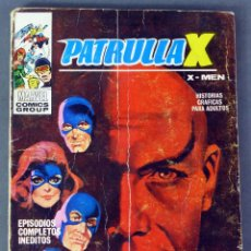 Cómics: MARVEL PATRULLA X X MEN EL ORIGEN DEL PROFESOR X Nº 3 EDICIONES VÉRTICE 1972. Lote 150246052