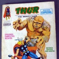 Cómics: MARVEL COMICS THOR Nº 11 EL FIN DE LA LUCHA EDICIONES VÉRTICE TACO 1969. Lote 84728216