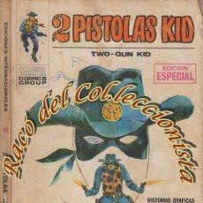 Cómics: 2 PISTOLAS KID, TWO GUN KID, V.1 (TACO CARTONCILLO) N. 1 , DOS PISTOLAS KID EN ACCION. Lote 84837124