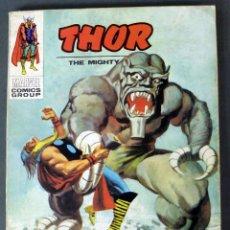 Cómics: MARVEL COMICS THOR Nº 24 EL FIN DEL UNIVERSO EDICIONES VÉRTICE 1972. Lote 84837372