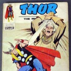 Cómics: MARVEL COMICS THOR Nº 35 LA BÚSQUEDA DE LOKI EDICIONES VÉRTICE 1973. Lote 84839380