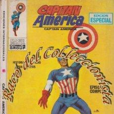 Cómics: CAPITAN AMERICA, V.1 (TACO CARTONCILLO) N. 1 , SURGE EL CAPITAN AMERICA. Lote 84839580