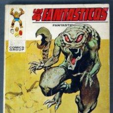 Cómics: MARVEL COMICS LOS 4 FANTÁSTICOS Nº 54 EL MEGA HOMBRE EDICIONES VÉRTICE 1973. Lote 84840040