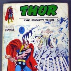 Cómics: MARVEL COMICS THOR Nº 39 THOR CONTRA ODIN EDICIONES VÉRTICE 1974. Lote 84841408