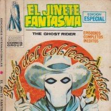 Cómics: EL JINETE FANTASMA, V.1 (TACO CARTONCILLO) N. 1 , APARECE EL JINETE FANTASMA. Lote 84843244