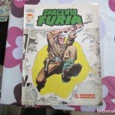 Cómics: SARGENTO FURIA V 2 Nº 11. Lote 84928444