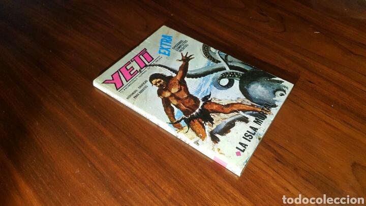 YETI 3 MUY BUEN ESTADO VERTICE (Tebeos y Comics - Vértice - V.1)