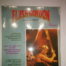 Cómics: FLASH GORDON SUPREMACIA ESPACIAL 1980 ALEX RAYMOND FILM DINO DE LAURENTIS EDICIONES VERTICE . Lote 85083504