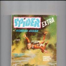 SPIDER EXTRA Nº 12 VÉRTICE TACO