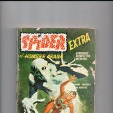SPIDER EXTRA Nº 14 VÉRTICE TACO
