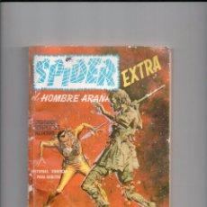 SPIDER EXTRA Nº 11 VÉRTICE TACO