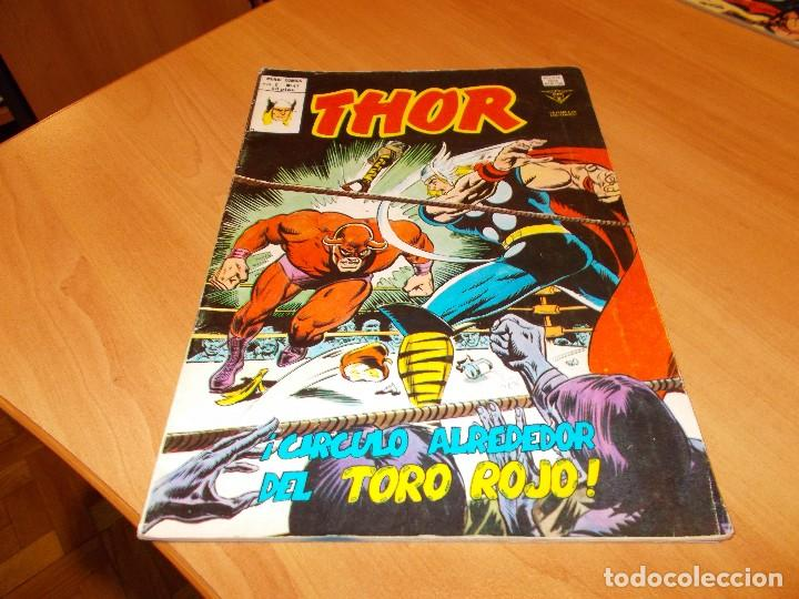 THOR V.2 Nº 47 (Tebeos y Comics - Vértice - Thor)