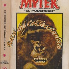 Cómics: MYTEK EL PODEROSO, V.1 (TACO CARTONCILLO), EDICION ESPECIAL N. 1, MYTEK EL PODEROSO. Lote 85164784