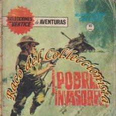 Cómics: SELECCIONES VERTICE, VERTICE V.1 (GRAPA), N. 25, JACK MARAVILLAS EN POBRES INVASORES. Lote 85168832