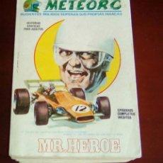 Cómics: VERTICE - METEORO - COLECCION COMPLETA - 12 COMICS - VOLUMEN.1. Lote 85329052