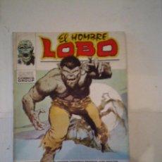 Cómics: EL HOMBRE LOBO - VERTICE - MUY BUEN ESTADO - VOLUMEN 1 - COMPLETA - - CJ 86 - GORBAUD. Lote 85389652